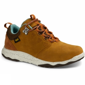 Teva The Womens Arrowood Lux Waterproof Shoe from Teva is outfitted in lux details and materials, this premium take on an adventure-seeking sneaker brings stepped-up style and waterproof comfort to your next walkabout.
