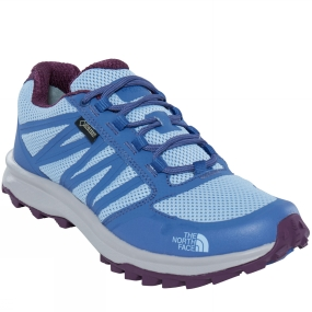 The North Face Womens Litewave Fastpack GTX Shoe Coastal Fjord Blue/Chambray Blue