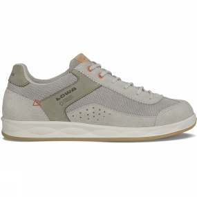 Lowa Lowa Womens San Luis GTX Lo Shoe Light Grey