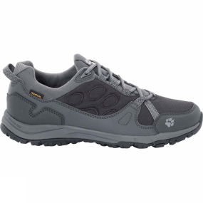 Jack Wolfskin Jack Wolfskin Womens Activate Texapore Low Shoe Phantom