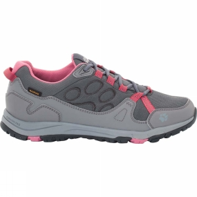 Jack Wolfskin Womens Activate Texapore Low Shoe