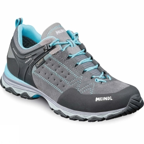 Meindl The Womens Ontario Lady Gtx Shoes from Meindl is a comfortable and versatile walking shoe that will perform no matter the terrain. Wherever you may be heading, this shoe provides the support and traction you may require on tough terrain.