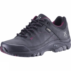 Haglofs Haglofs Womens Ridge II GT Shoe True Black / Aubergine