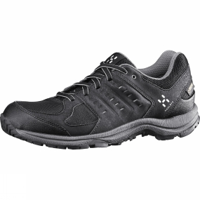 Haglofs Haglofs Womens Incus GT Shoe True Black / Granite