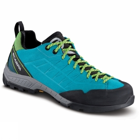 Scarpa Scarpa Womens Epic Shoe Pagoda Blue/Lime