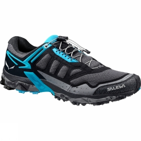 Salewa Salewa Womens Ultra Train Shoe Black Out / Ocean
