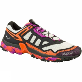 Salewa Salewa Womens Ultra Train Shoe Papyrus/Purple Wine