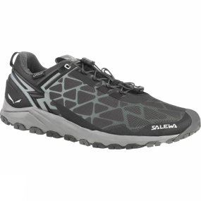 Salewa Salewa Womens Multi Track GTX Shoe Black / Silver