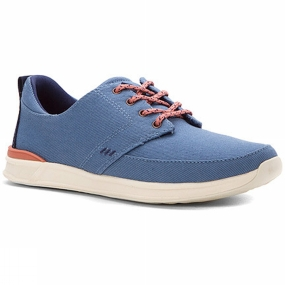 Reef Womens Rover Low Shoe Blue