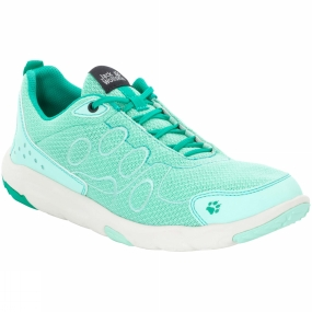 Jack Wolfskin Jack Wolfskin Womens Monterey Ride Low Shoe Pale Mint