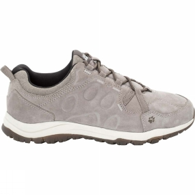 Jack Wolfskin Jack Wolfskin Womens Terra Nova Low Shoe Moon Rock