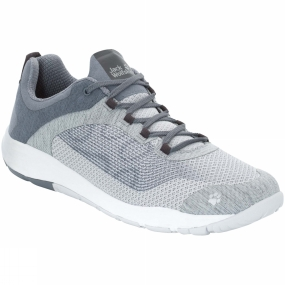 Jack Wolfskin Jack Wolfskin Womens Portland Chill Low Shoe Grey Haze