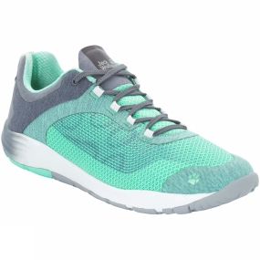 Jack Wolfskin Jack Wolfskin Womens Portland Chill Low Shoe Pale Mint