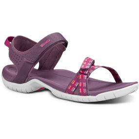 Teva Teva Womens Verra Sandal Modern Stripes Purple