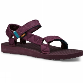 Teva Teva Womens Original Universal Puff Sandal Fig