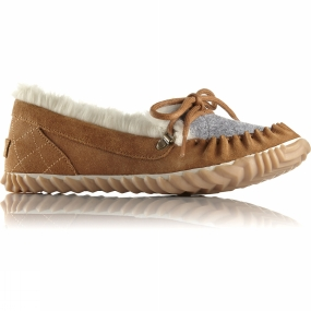 Sorel Sorel Womens Out N About Slipper Elk/Fawn