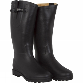 Aigle Womens Aiglentine Fur Welly Review