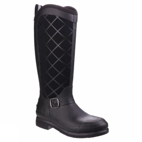 Muck Boot The Pacy II Boot from Muck Boots is the perfect choice when riding season turns cool, it offers excellent protection and a tall, slimming look. This updated version has a new heel spur and slimmer profile.