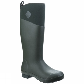 Muck Boot Muck Boot Tremont Tall Boot Deep Forest / Charcoal Grey