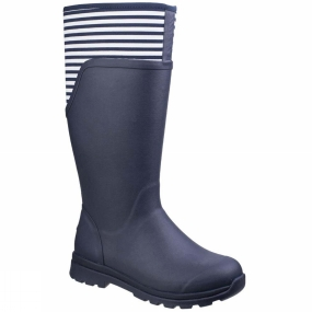 Muck Boot Womens Cambridge Tall Versatile Premium Rain Boot
