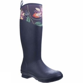 Muck Boot Womens Tremont RHS Print Waterproof Welly