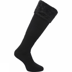 Regatta Womens Fur Collar Sock