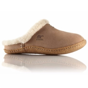 Sorel Sorel Womens Nakiska Slide Slipper Incense