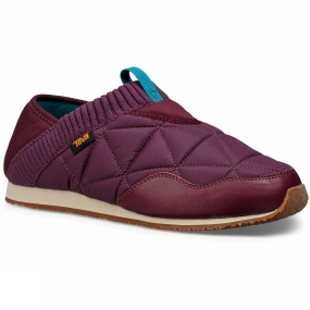 Teva Teva Womens Ember Moc Shoe Fig