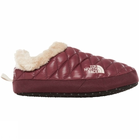 The North Face Womens Thermoball Tent Mule Faux Fur IV