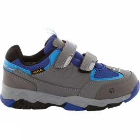 Jack Wolfskin Kids Mtn Attack 2 Texapore Low VC Shoe Active Blue