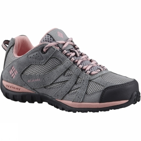 Columbia Youths Redmond Shoe Steam / Rosewater