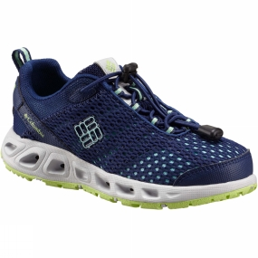 Columbia Youth Drainmaker III Shoe Cousteau/Gulf Stream