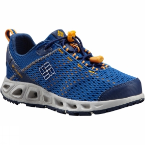Columbia Youth Drainmaker III Shoe Stormy Blue / White