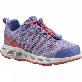 Columbia Youth Drainmaker III Shoe Whitened Violet / Lychee
