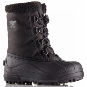 Sorel Sorel Cumberland Childrens Black