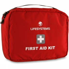 Lifesystems Lifesystems First Aid Case No Colour