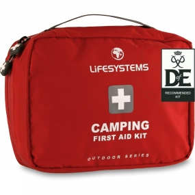 Lifesystems Camping First Aid Kit No Colour