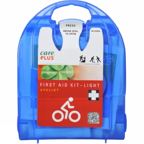 Care Plus First Aid Kit Light Cyclist No Colour