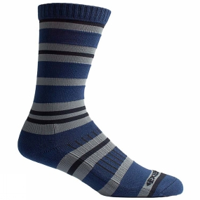 ExOfficio Mens BugsAway Sol Cool Crew Sock