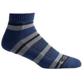 ExOfficio Mens BugsAway Sol Cool Quarter Sock