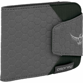 Osprey QuickLock Wallet Black