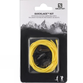 Salomon Salomon Quicklace Kit Yellow