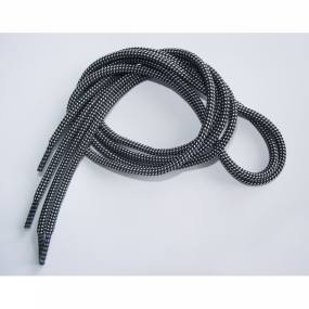 """Ultimate Performance Walking Laces 36"""" Black/Stone"""
