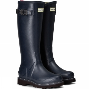 Hunter Womens Balmoral Poly-Lined Wellington Boots