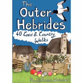Pocket Mountains Ltd The Outer Hebrides: 40 Coast and Country Walks No Colour