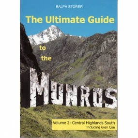 Luath Press Ltd The Ultimate Guide to the Munros Volume 2: Central Highlands South No Colour Review thumbnail