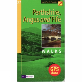 Jarrold Publishing Perthshire, Angus and Fife Walks: Pathfinder Guide 27 No Colour