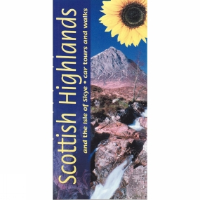 Sunflower Books Scottish Highlands and the Isle of Skye: Car Tours and Walks No Colour