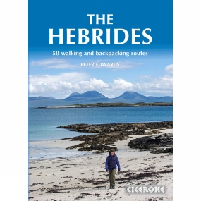 Cicerone Cicerone The Hebrides: 50 Walking and Backpacking Routes 1st Edition, April 2015