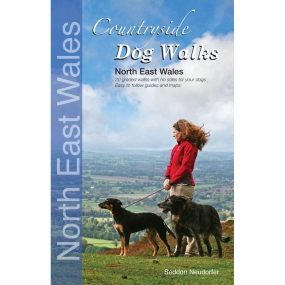 Wet Nose Publishing Ltd Countryside Dog Walks: North East Wales